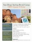 Spring Break Urdu Camp